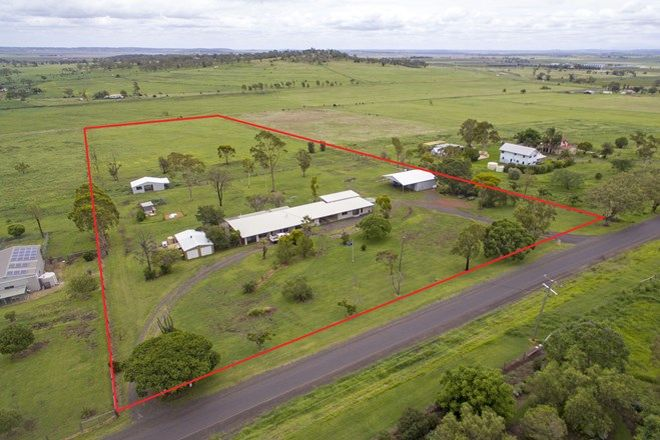 Picture of 13 Jannusch Road, GOWRIE MOUNTAIN QLD 4350