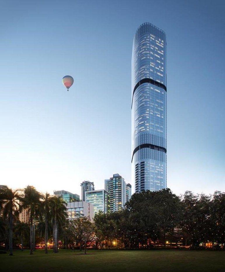804/222 Margaret Street, Brisbane City QLD 4000, Image 2