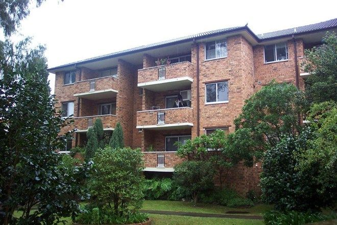 Picture of 25/34-38 Burdett Street, HORNSBY NSW 2077