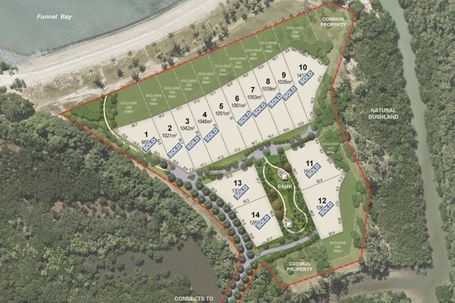 Picture of Lot 5 The Beaches, Langford Road, AIRLIE BEACH QLD 4802