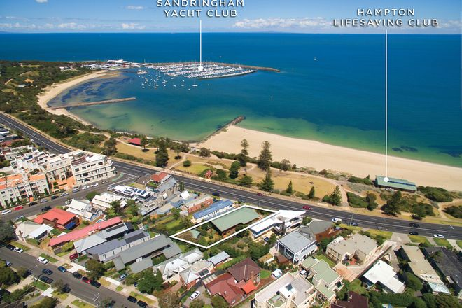 Picture of 48 Beach Road, HAMPTON VIC 3188