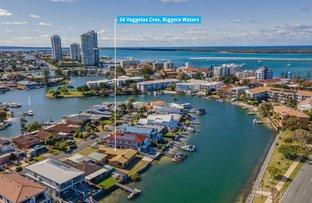 Picture of 34 Vaggelas Crescent, Biggera Waters QLD 4216