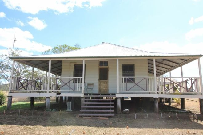 Picture of 385 Curtis Russel Road, CORINGA QLD 4621