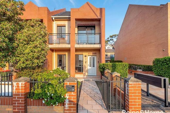 Picture of 3/335-339 Blaxcell Street, SOUTH GRANVILLE NSW 2142