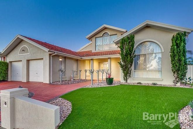 Picture of 52 Tasman Crescent, TAYLORS LAKES VIC 3038