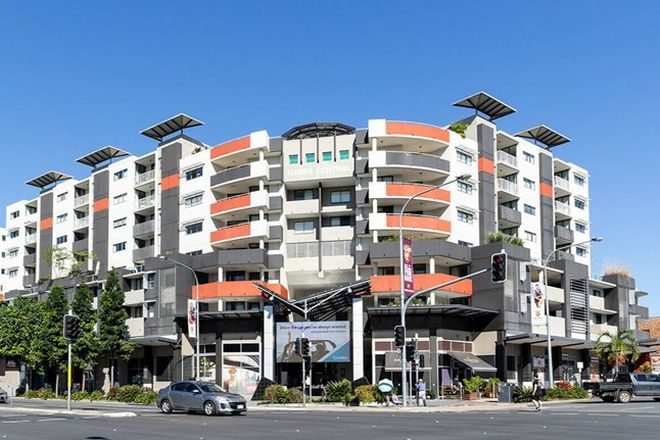 Picture of 419/803 Stanley St., WOOLLOONGABBA QLD 4102