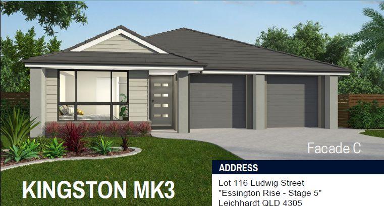 Lot 116 Ludwig Street, Leichhardt QLD 4305, Image 0