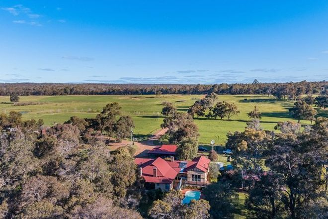 Picture of 1135 Goodwood Road, CAPEL RIVER WA 6271