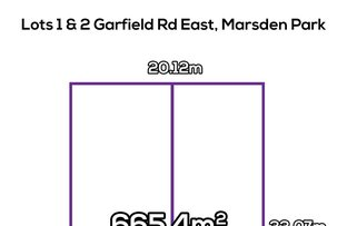 1 + 2 Garfield Road, Marsden Park NSW 2765