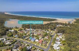 Picture of 13 Wansborough Avenue, Moonee Beach NSW 2450