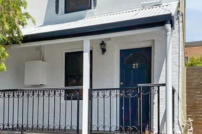 Picture of 27 Bull Street, COOKS HILL NSW 2300