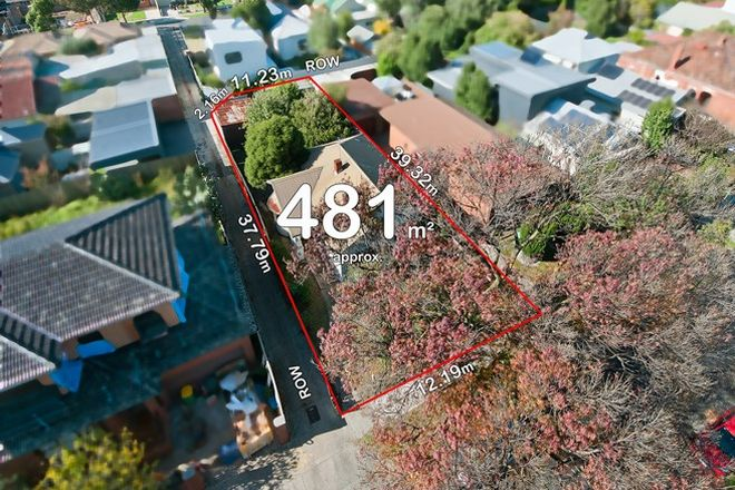 Picture of 32 Thames Street, NORTHCOTE VIC 3070