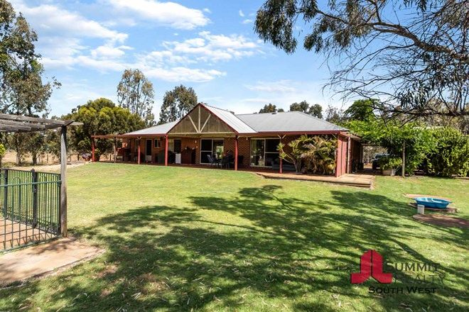 Picture of 19 Padbury Road, DARDANUP WEST WA 6236