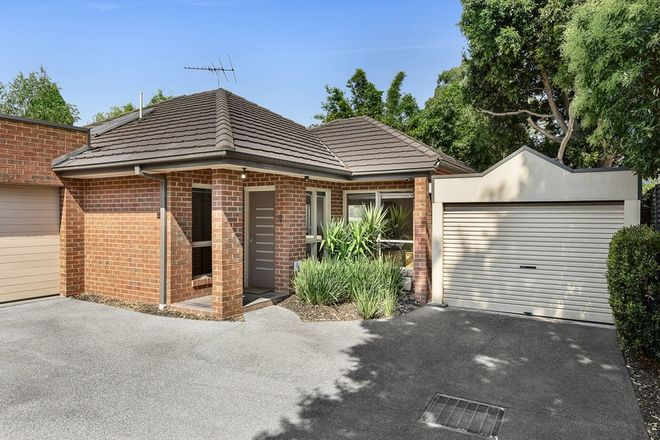 Picture of 3/13 Tatong Road, BRIGHTON EAST VIC 3187