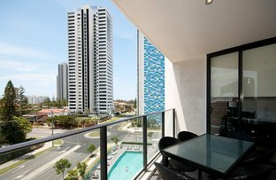 Picture of 602/22 Surf Parade, Broadbeach QLD 4218