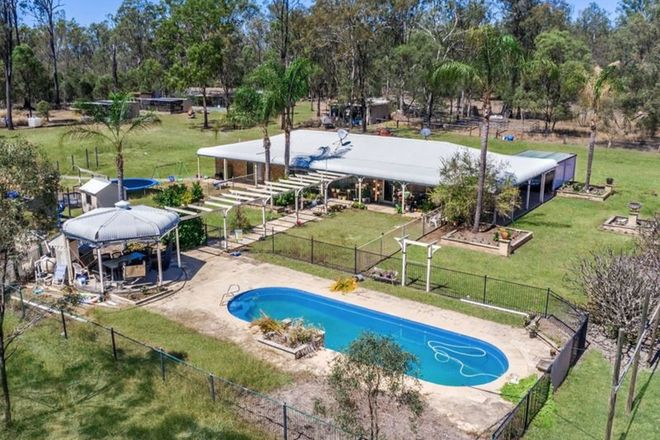Picture of 40 Bergmans Road, EBENEZER QLD 4340