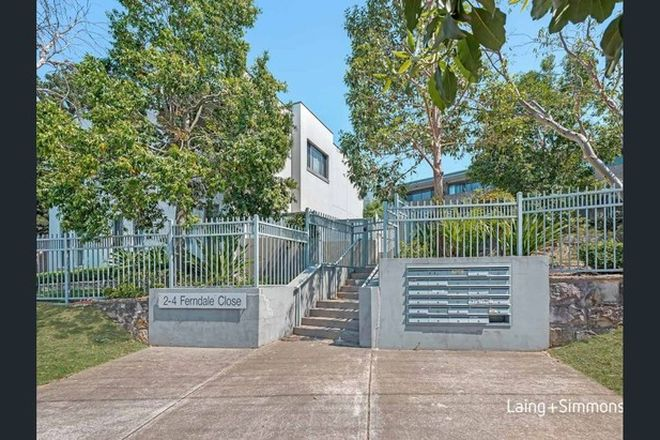 Picture of 1/2-4 Ferndale Close, CONSTITUTION HILL NSW 2145