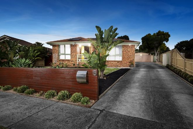 Picture of 5 Valleyview Drive, ROWVILLE VIC 3178