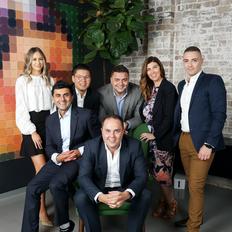Team Different, Sales representative