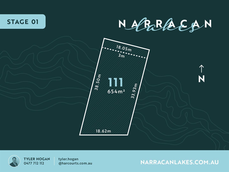 Lot 111 Narracan Lakes, Newborough VIC 3825, Image 0