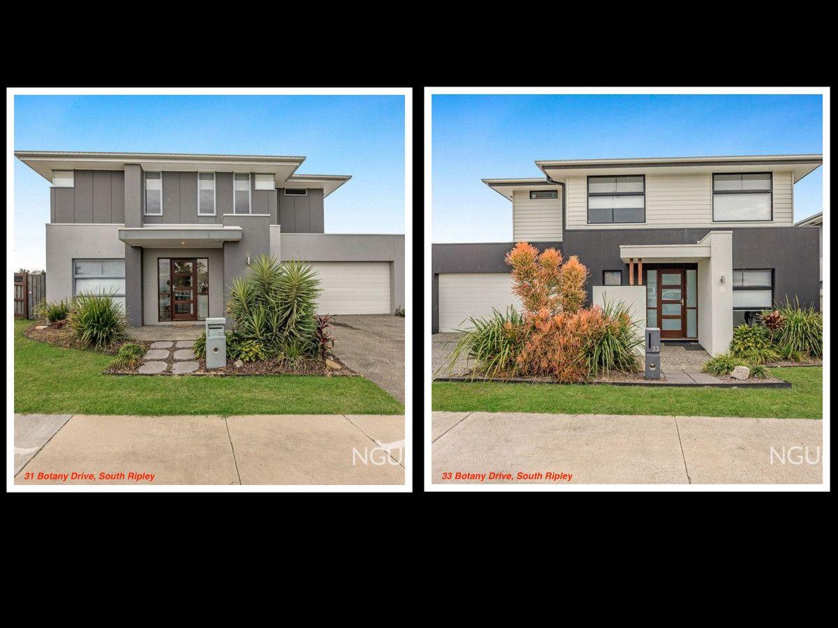 31 & 33 Botany Drive, South Ripley QLD 4306, Image 0