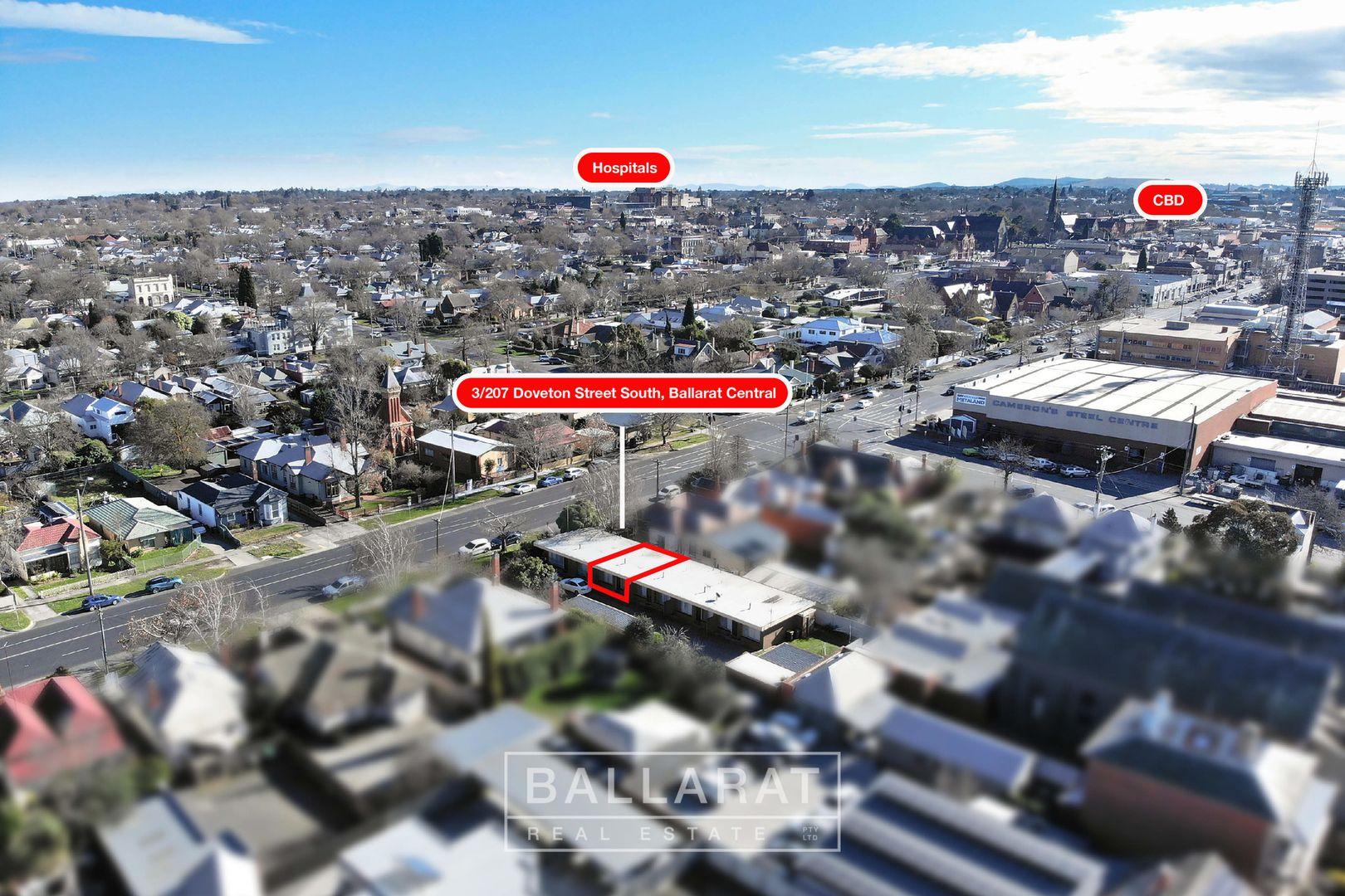 3/207 Doveton Street South, Ballarat Central VIC 3350, Image 1