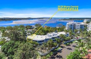 Picture of 59/28 Munna Crescent, Noosaville QLD 4566