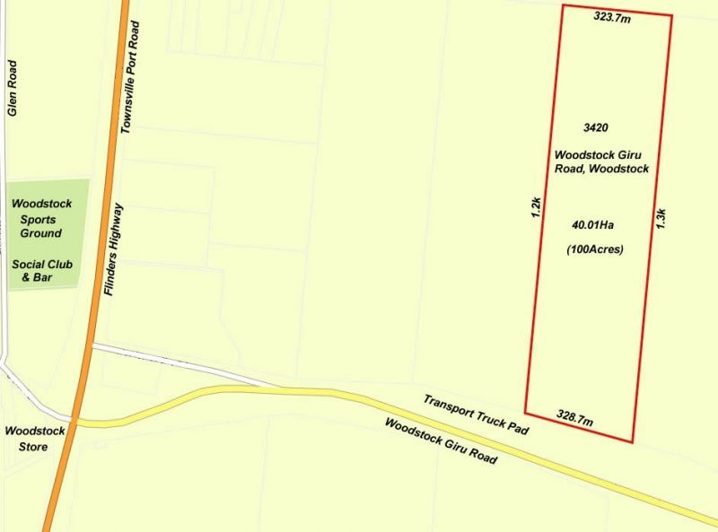 3420 Woodstock Giru Road, Woodstock QLD 4816, Image 0