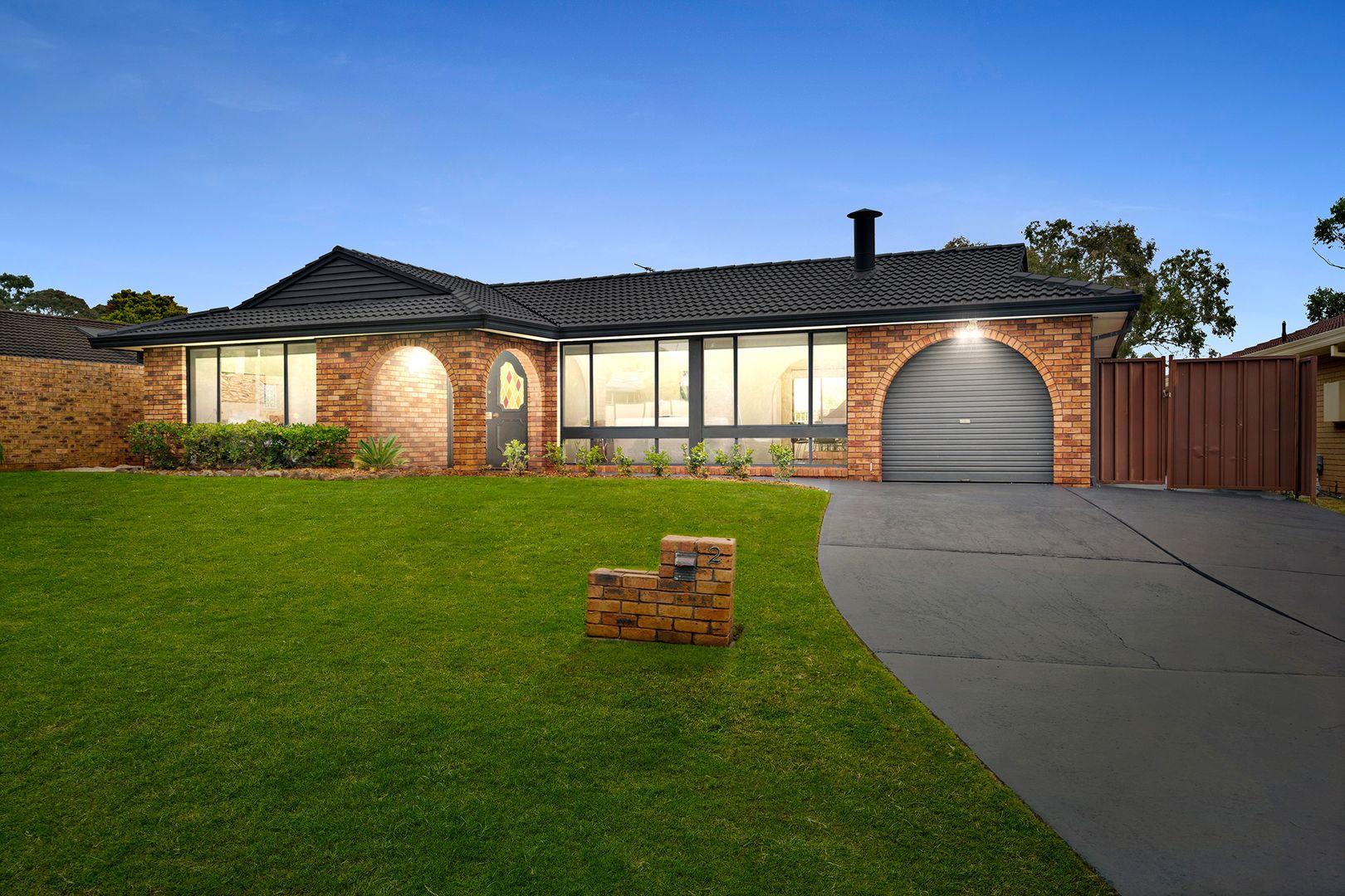 2 Merino Circuit, St Clair NSW 2759, Image 0