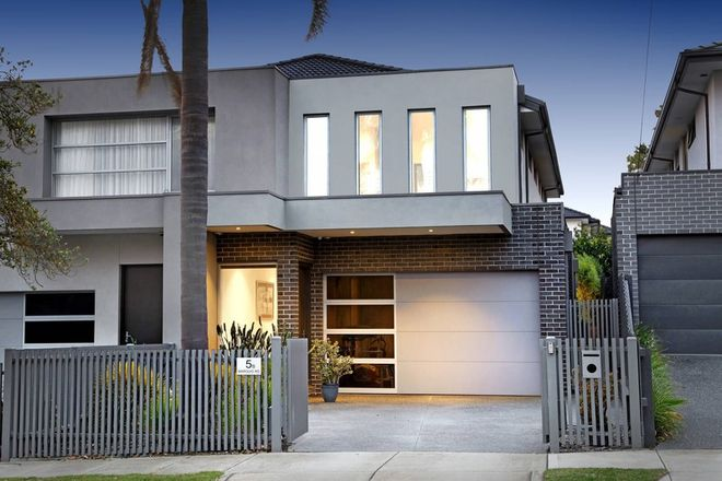 Picture of 5b Marquis Road, BENTLEIGH VIC 3204