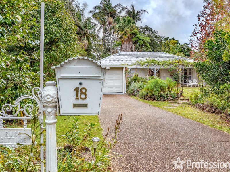 18 Beechmont Avenue, Tamborine Mountain QLD 4272, Image 1