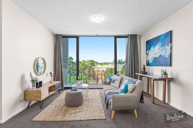 Picture of 223/200 Smithfield Road, FLEMINGTON VIC 3031