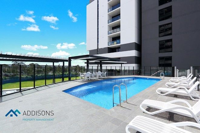 Picture of 607/420 Macquarie Street, LIVERPOOL NSW 2170