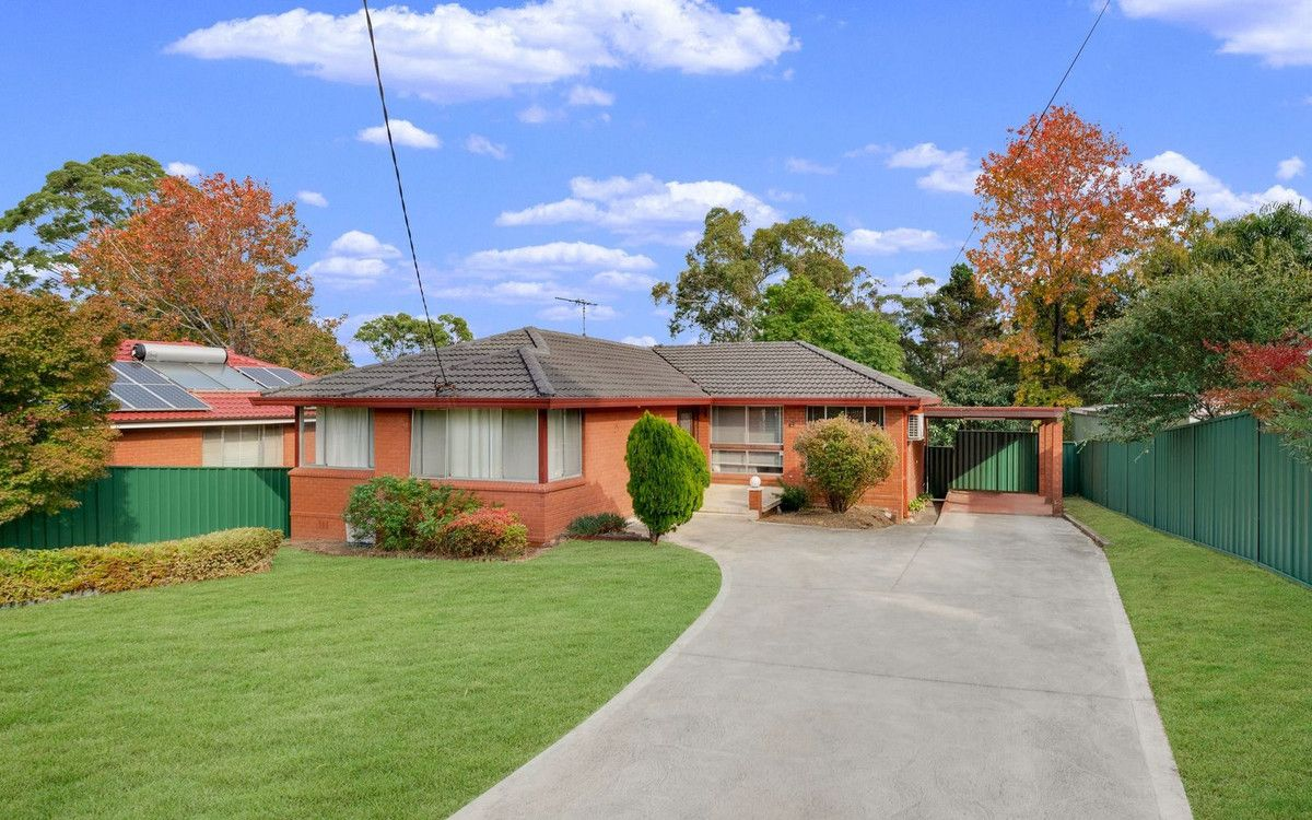 17 Russell Avenue, Valley Heights NSW 2777, Image 0