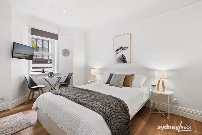 Picture of 6/16 Kellet  Street, POTTS POINT NSW 2011
