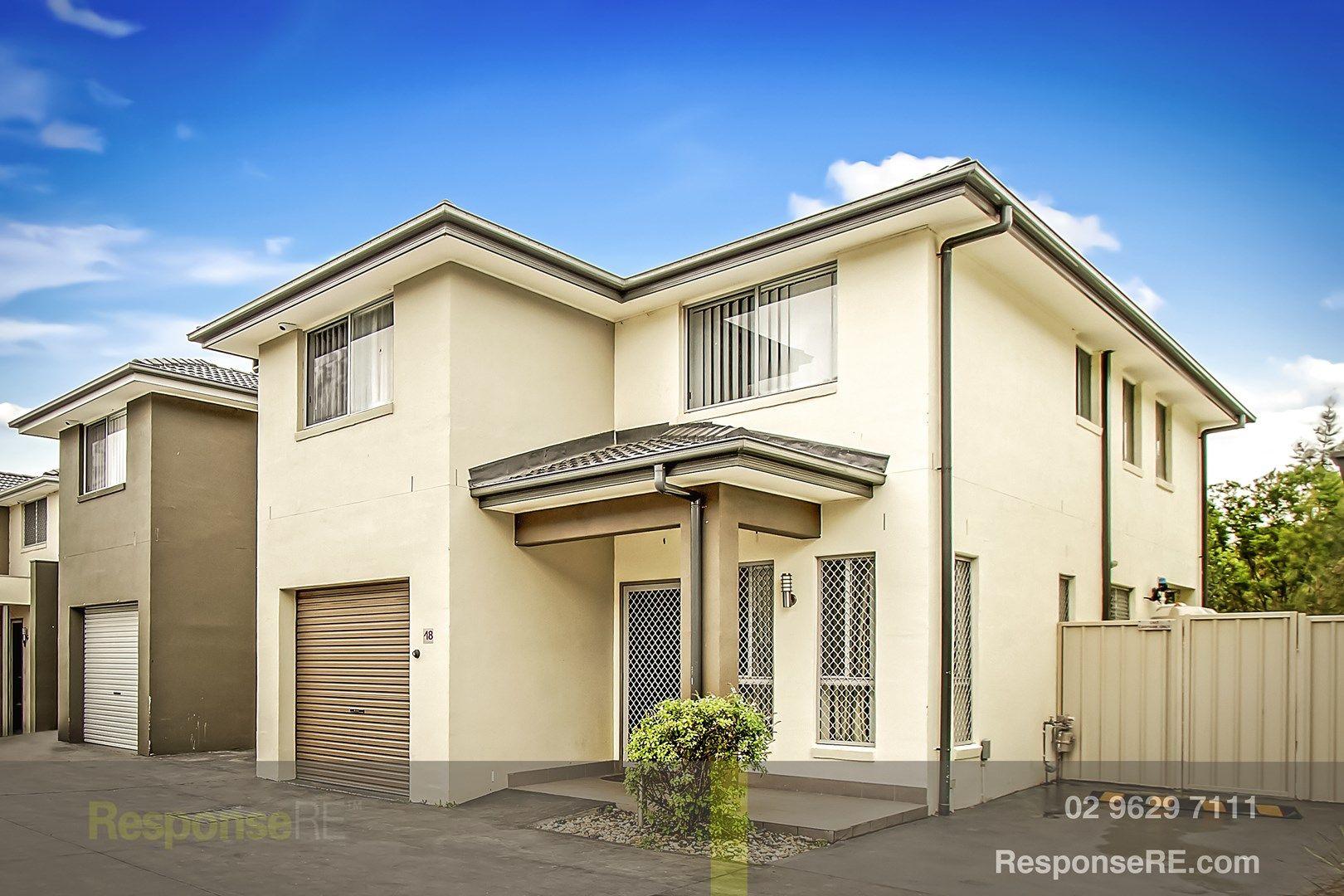 18/131 Hyatts Road, Plumpton NSW 2761, Image 0