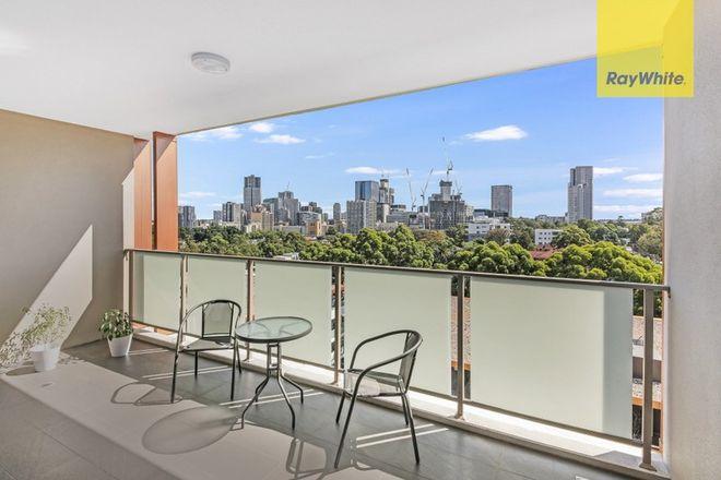 Picture of 61011/1A Morton Street, PARRAMATTA NSW 2150