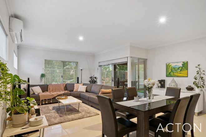 Picture of 55A Bourbon Street, HAMILTON HILL WA 6163