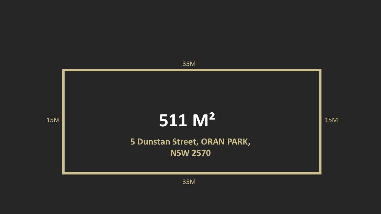 5 Dunstan Street, Oran Park NSW 2570, Image 0
