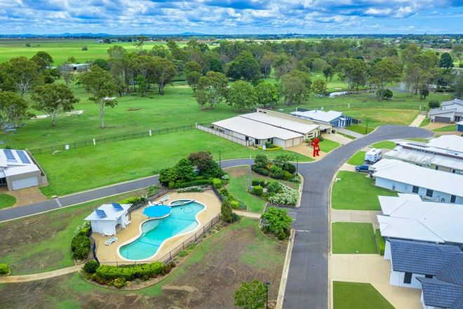 Picture of 12 North Haven Drive, BUNDABERG NORTH QLD 4670