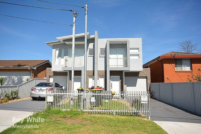 Picture of 84A Harris Street, MERRYLANDS NSW 2160