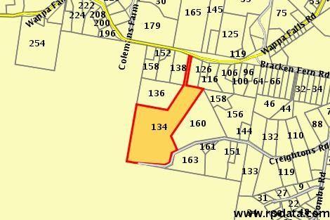 134 Wappa Falls Rd, Yandina QLD 4561, Image 0