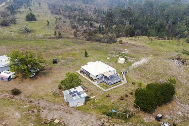 Picture of 310 Greberts Road, WHITEMAN CREEK NSW 2460