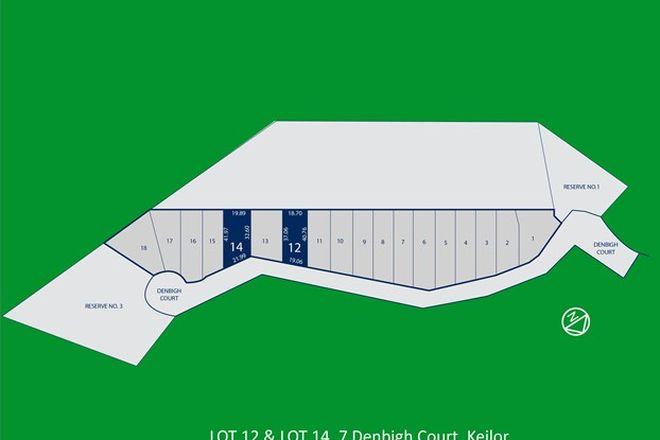 Picture of Lot 14, 7 Denbigh Court, KEILOR VIC 3036