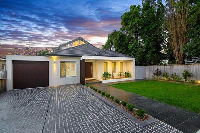 Picture of 1 Bareena Street, STRATHFIELD NSW 2135