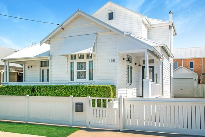 Picture of 168 Lawson  Street, HAMILTON SOUTH NSW 2303