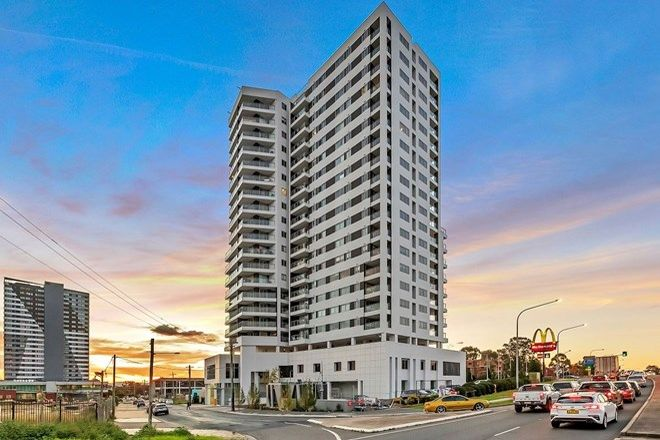 Picture of 803/5 Second Avenue, BLACKTOWN NSW 2148