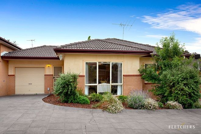 Picture of 2/9 Clyde Court, HEIDELBERG VIC 3084