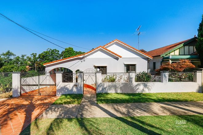 Picture of 2 Short Street, HURLSTONE PARK NSW 2193