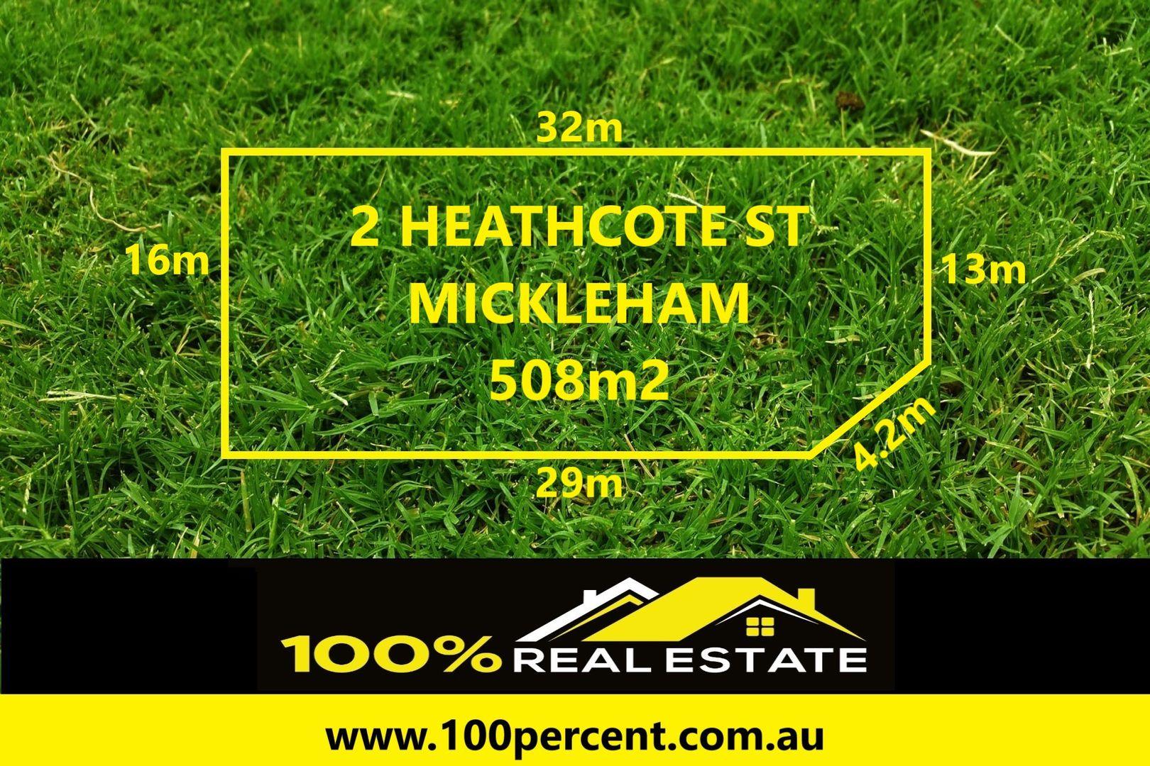 Lot 935 Heathcote Street, Mickleham VIC 3064, Image 0